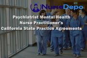 Psychiatrist Mental Health Nurse Practitioner's California State Practice Agreements