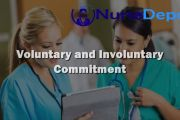 Voluntary and Involuntary Commitment