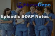 Episodic SOAP Notes
