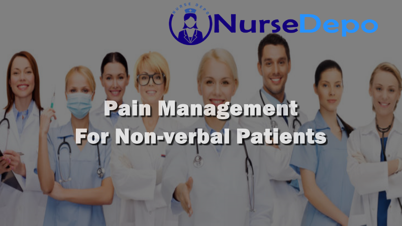 Pain Management For Non-verbal Patients